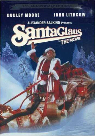 Santa Claus - The Movie - 20th Anniversary Edition DVD Movie