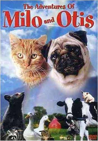 The Adventures of Milo and Otis DVD Movie