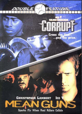 Corrupt/Mean Guns(Doulbe Feature) DVD Movie