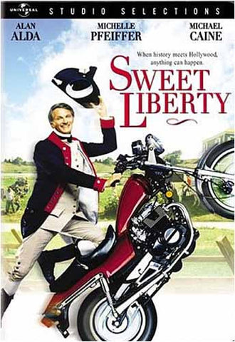 Sweet Liberty DVD Movie