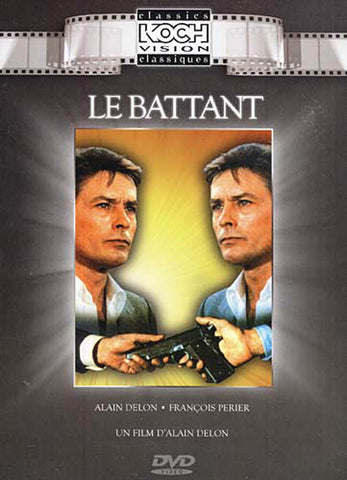 Le Battant - Alain Delon (French Only) DVD Movie