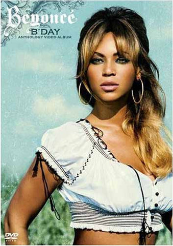 Beyonce - B  Day Anthology Video Album DVD Movie