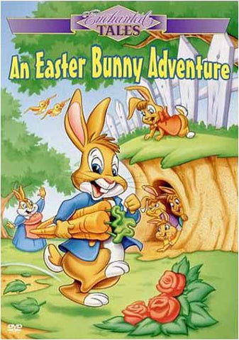 An Easter Bunny Adventure (Enchanted Tales) DVD Movie
