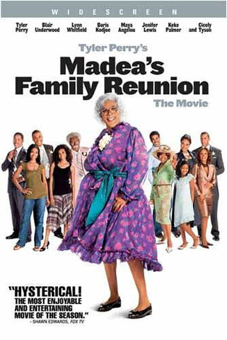 Madea's Family Reunion (Widescreen Edition) DVD Movie