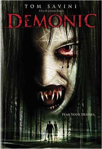 Demonic DVD Movie