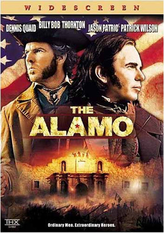 The Alamo (John Lee Hancock) (Widescreen) (USED) DVD Movie