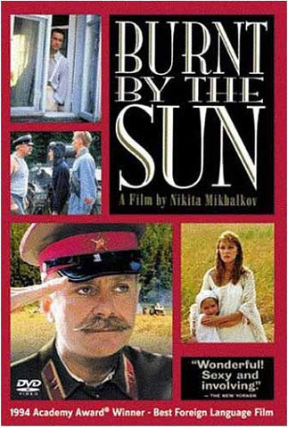 Burnt By The Sun DVD Movie