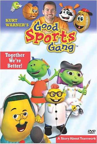 Kurt Warner's - Good Sports Gang 2: Together We're Better! DVD Movie