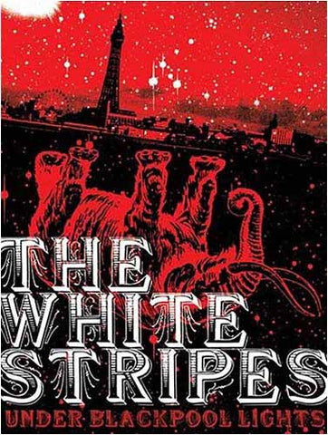 The White Stripes - Under Blackpool Lights DVD Movie