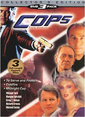 Cops Triple Feature (Boxset)