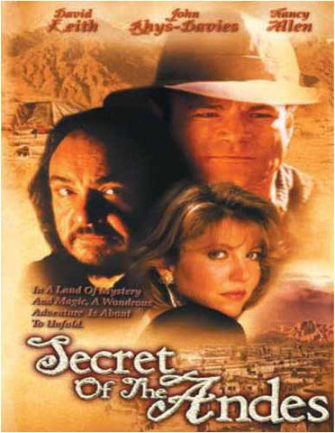 Secret Of The Andes DVD Movie