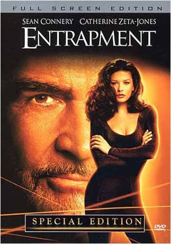 Entrapment - Special Edition (Full Screen) DVD Movie