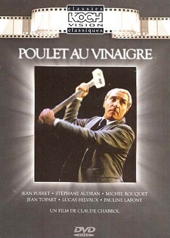 Poulet au Vinaigre - Claude Chabrol DVD Movie