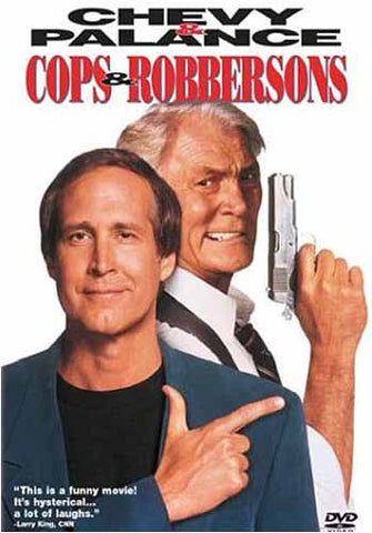 Cops and Robbersons DVD Movie