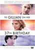 To Gillian on Her 37th Birthday DVD Movie