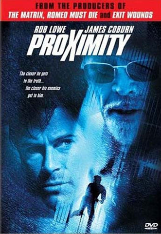 Proximity DVD Movie