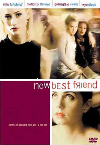 New Best Friend DVD Movie