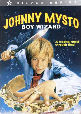 Johnny Mysto : Boy Wizard DVD Movie