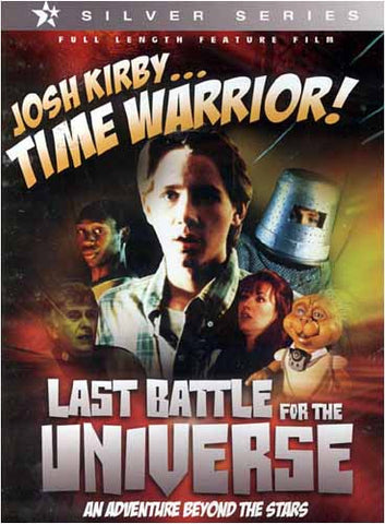 Josh Kirby... Time Warrior!: Last Battle for the Universe (Silver Series) DVD Movie