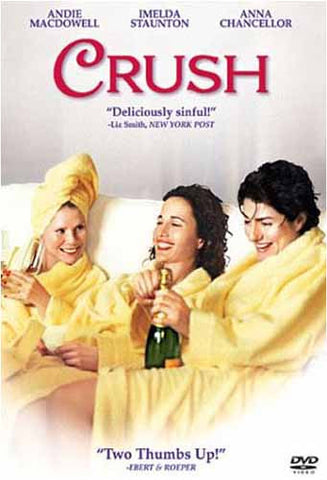 Crush (Andie MacDowell) DVD Movie