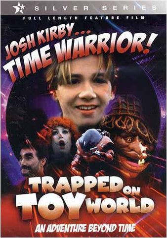 Josh Kirby... Time Warrior! Trapped on Toy World DVD Movie