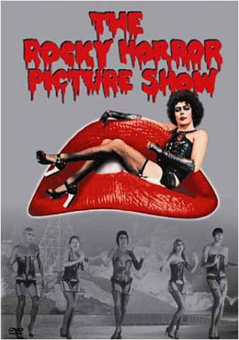 The Rocky Horror Picture Show DVD Movie