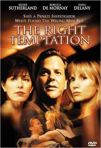 The Right Temptation DVD Movie