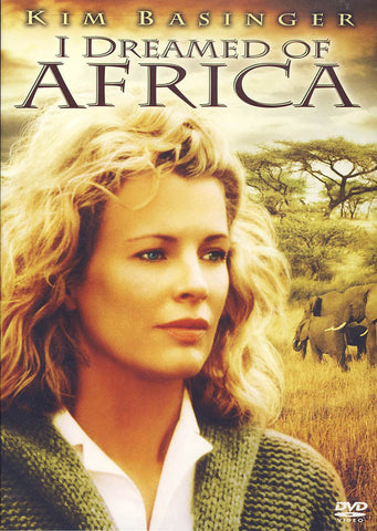 I Dreamed Of Africa DVD Movie