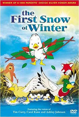 The First Snow of Winter DVD Movie