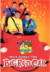 The Wiggles - Here comes The Big Red Car