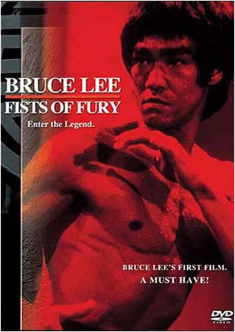 Bruce Lee - Fists Of Fury (95 minutes) DVD Movie