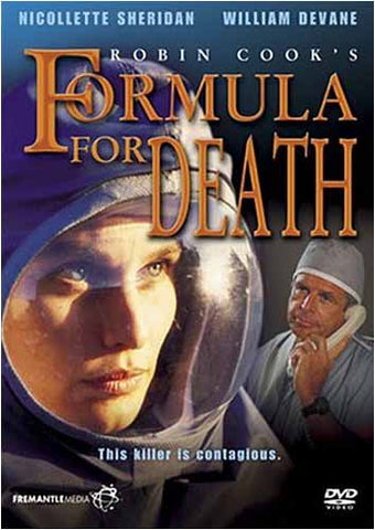 Formula for Death - Robin Cook's DVD Movie