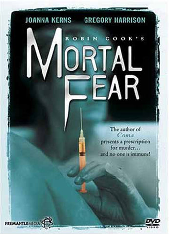 Mortal Fear - Robin Cook's DVD Movie