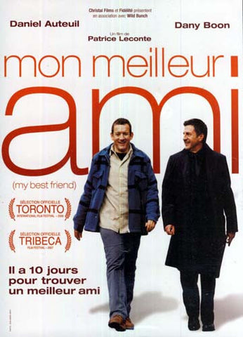 Mon Meilleur Ami/ My Best Friend DVD Movie
