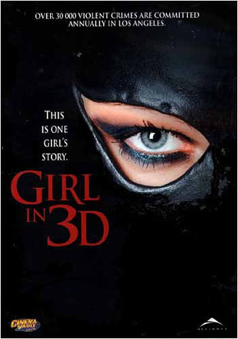 Girl In 3D DVD Movie