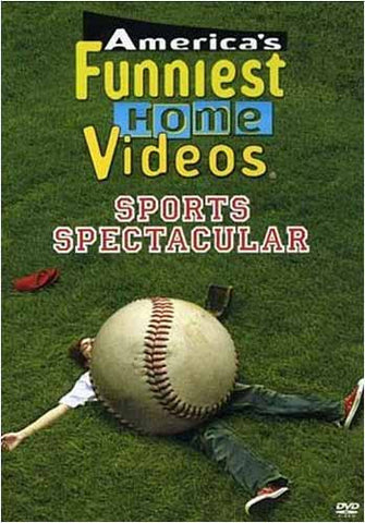 America's Funniest Home Videos - Sports Spectacular DVD Movie