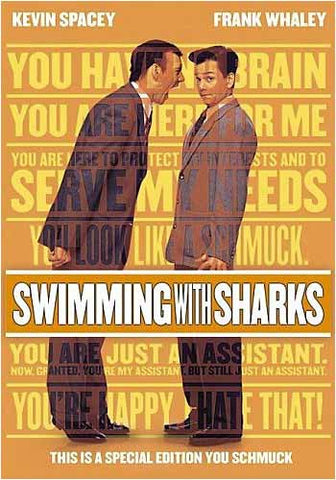 Swimming With Sharks (Special Edition) DVD Movie