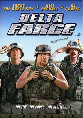 Delta Farce (Widescreen Edition) DVD Movie