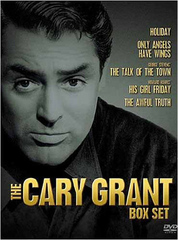 The Cary Grant Box Set (Boxset) DVD Movie