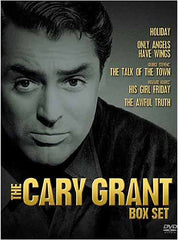 The Cary Grant Box Set (Boxset)