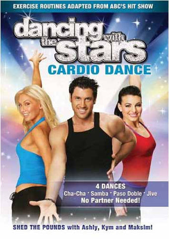 Dancing With the Stars - Cardio Dance DVD Movie