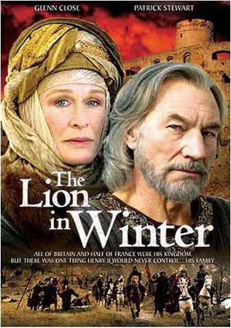 The Lion in Winter (Glenn Close) DVD Movie