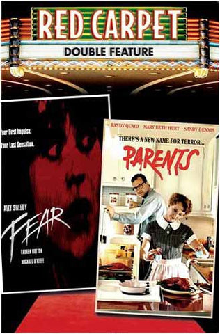 Fear/Parents (Red Carpet Double Feature) DVD Movie