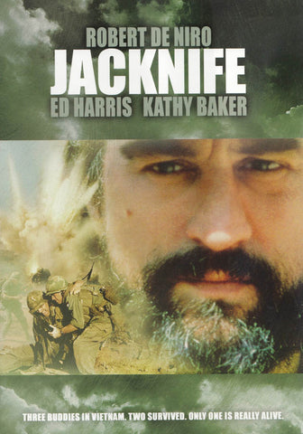 Jacknife DVD Movie