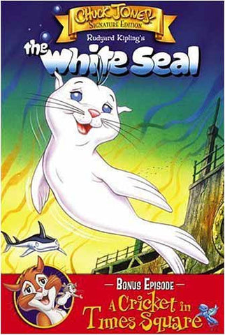 The White Seal / A Cricket in Times Square DVD Movie