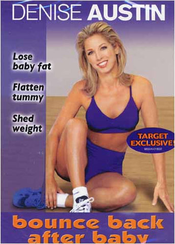 Denise Austin - Bounce Back After Baby DVD Movie