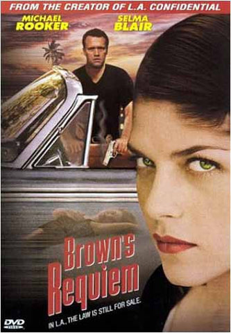 Brown's Requiem DVD Movie