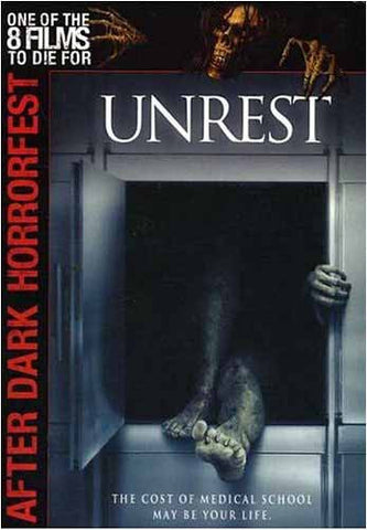 Unrest - After Dark Horror Fest DVD Movie