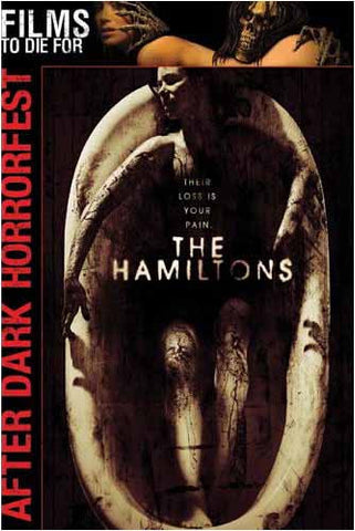 The Hamiltons - After Dark Horror Fest DVD Movie