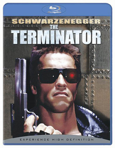 The Terminator (Blu-ray) BLU-RAY Movie